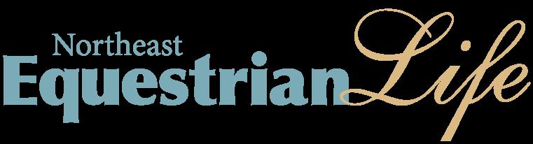Northeast Equestrian Life Logo